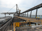 On Tuesday afternoon the Federal government gave the go-ahead to a new coal loading terminal worth $3b at Abbot Point, just north of the Whitsunday islands.