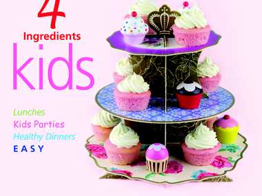 Kim McCosker's 4 Ingredients KIDS