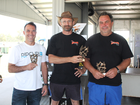 MORE than 20 riders from Townsville, Mackay, Gladstone and the Whitsundays converged on the Whitsunday Raceway on Sunday.