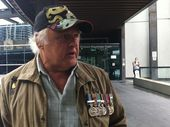 "A VIETNAM veteran says he is sick of ""clowns playing toy soldiers"" as a second fake digger was fined $750 for pretending to be a returned soldier."