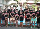 THE Ipswich Grammar swim team contesting the Queensland championships over the next week have not only achieved fine feats in qualifying.