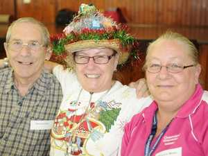 Volunteers' Christmas lunch