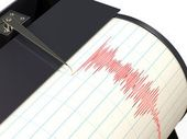 THE US Geological Survey has revealed a powerful earthquake has struck off the coast of Papua New Guinea at the weekend.