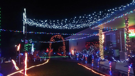 THE winner of the 2013 Whitsunday Times Christmas lights competition is Harry and Fay Milne of Proserpine, with Gary Roser and Courtney Leifels of Cannonvale hot on their heels in second place.