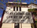 A JURY has heard a Maryborough father of six allegedly forced his eight-year-old daughter to perform oral sex on him while her mother was away.