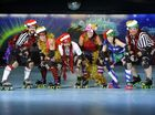 ROLLER derby enthusiasts are gearing up for an action-packed Christmas Carnage bout in Ipswich this weekend.