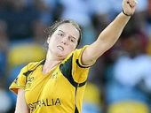 RENE Farrell took a hat-trick to help the Australian women, the Southern Stars, regain the Ashes in her last Test appearance two years ago.