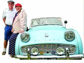 ROB and Judith Bradford of Tweed Heads share a lifelong passion for vintage cars.