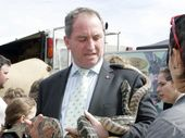 BARNABY Joyce is a dung worker, a cog in a gearbox, a servant not a lord and he's the Deputy Leader of the Nationals.