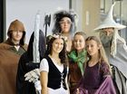 Fans of The Hobbit pay tribute with special costumes