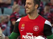 SOON to be off-contract at Western Sydney, goalkeeper Jerrad Tyson is desperate to produce a strong showing in the Asian Champions League.