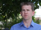 SHADOW corrective services minister Bill Byrne is blaming Jarrod Bleijie for a spate of escapes from Queensland jails.
