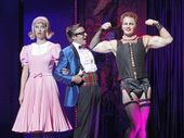 NOW in its 40th year, Rocky Horror Show is still a hit. The show's new Aussie cast and creator Richard O'Brien received a standing ovation last night at QPAC.