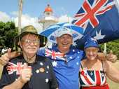 IF YOU'RE looking for something to do on Australia Day than the North Burnett Regional Council has plenty of events to keep you entertained.