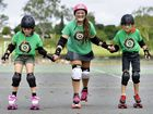 IPSWICH youngsters will soon be able to hit the skating rink for fun, fitness, camaraderie ... and maybe a couple of bruises.