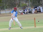 LIKE fellow South Burnett superstar Holly Ferling, Jared Sippel had to learn to play cricket the hard way.