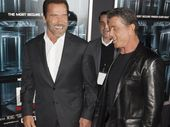 SYLVESTER Stallone insists his big screen rivalry with fellow action man Arnold Schwarzenegger in the 1980s gave him the motivation to work even harder.