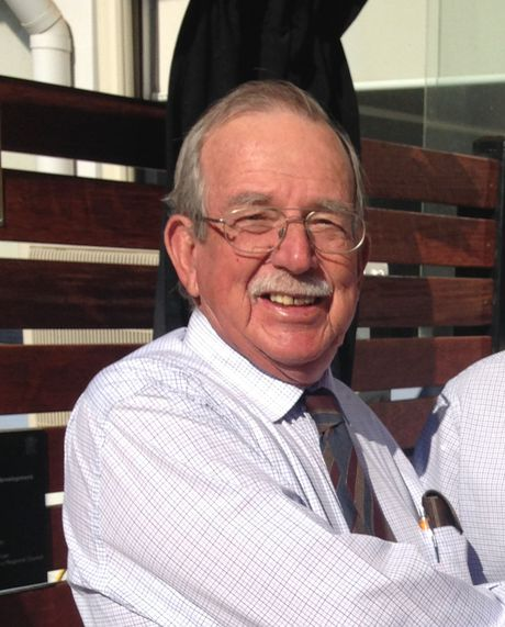Former Booringa Shire Mayor Warren Wilson.