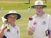 AUSTRALIAN cricket is on a high and this week 115 boys are living their own summer sport dream in Toowoomba.