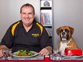 OBESITY is a growing problem among pets with almost half of Australian dogs and a third of cats overweight
