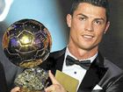REAL Madrid's Portuguese superstar, Cristiano Ronaldo, has ended Lionel Messi's four-year reign as FIFA's World Player of the Year.