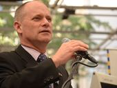 PREMIER Campbell Newman says the outcry over tough new laws targeting criminals is not going to make him back down.