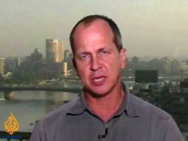 A supplied image of Australian journalist Peter Greste, obtained on Tuesday Jan. 21, 2014. Mr Greste is being held in Cairo's Tora Prison. (AAP Image/Supplied).