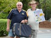 IPSWICH seniors might be getting on in years but that's no excuse for them to pull in their horns when it comes to travel.