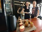 IPSWICH CBD's Centrepoint Boulevard is home to a new business enterprise, Seed Coffee.