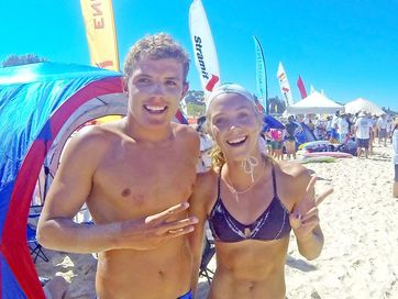 Cudgen Surf Life Saving Club finished third in a field of over twenty clubs at the New South Wales Country Titles over the weekend of January 18 in Mollymook.