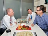 QUEENSLAND Premier Campbell Newman is a man of action.