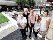 FROM barren wasteland to flourishing retail centre – against all odds, the Ipswich Mall has come a long way.
