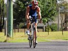 WARWICK Swimming Club president Wayne Schnitzerling is preparing for more than four hours of fun and torture in the Hell of the West Triathlon on Sunday.