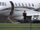 THE Whitsundays are abuzz with excitement as Brad Pitt and Angelina Jolie have been spotted arriving at the Proserpine Airport.