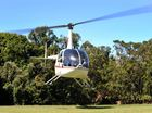 PASSIONS have boiled over at the Bellvista Community Association's  meeting  to discuss the future of routine helicopter training flights over Caloundra residential areas.