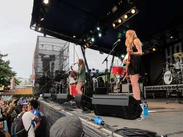 The Laneway Festival kicked off its 2014 Australian Tour in Brisbane on Friday. Photos: Lesley Apps / The Daily Examiner