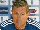 ASHLEY Giles, England's limited-overs coach, says he also wants the Test role left vacant by the departure of coach Andy Flower.
