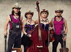 THE HILLBILLY Goats are set to rock the Royal Mail Hotel in Goodna on Sunday.