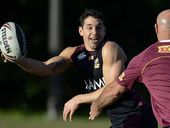 THE all-conquering Queensland Maroons are likely to retain Palmer Coolum Resort as their training base as they aim for a ninth straight State of Origin victory.