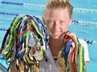 "BRIBIE Island swim star Lakeisha ""Lucky"" Patterson is not shy of winning a few medals, but she's certainly humble."