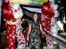 TOOWOOMBA celebrated the Chinese New Year at Pandan Restaurant where an eight-course banquet and traditional lion dance were held.