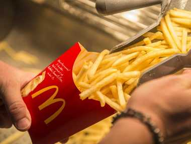McDonald's says customers are looking for more options.