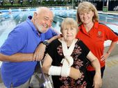 AN INNOVATIVE swimming program run in conjunction with the Ipswich Hospital Foundation is set to improve the lives of people with dementia.