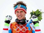 UNHERALDED Austrian Matthias Mayer upset his idols to take home gold in the blue riband event at the Winter Olympics yesterday – the men's downhill.