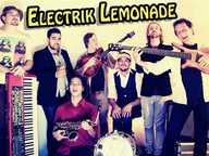 TUESDAY 11 MARCH - FROM THE GOLD COAST - ELECTRIK LEMONADE - 7.30pm