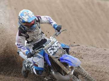 More than 100 riders revved up for the opening round of the Hervey Bay Motocross Club Series at Dundownran Park on Sunday.