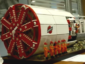<strong>VIDEO:</strong> Bechtel has released a video of a replica tunnel boring machine made out of Lego to inspire young people to pursue engineering careers.