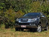 TRUCKS have been the lifeblood of the Isuzu brand. But now the marque is dipping its toe in the passenger car waters with the MU-X.