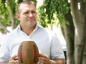 HE'S one of rugby league's greatest front rowers.