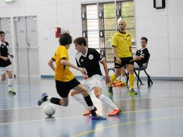 Futsal at Goonellabah